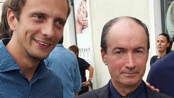 Massimiliano Fedriga e Mario Pittoni (© Lega Nord)