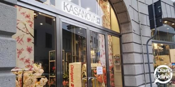 Kasanova apre in centro a Udine e cerca personale (© Diario di Udine)
