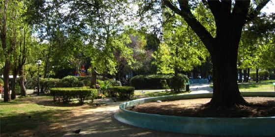 L'area di piazzale Rosmini