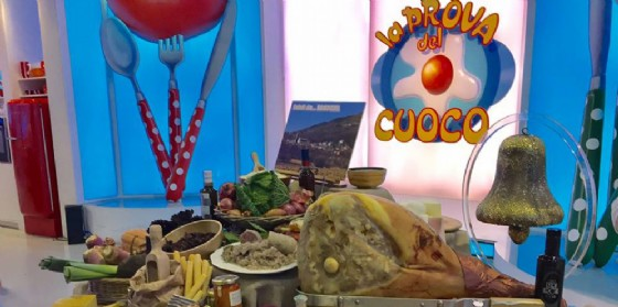 Friuli ancora protagonista a La Prova del Cuoco (© Marchetti)
