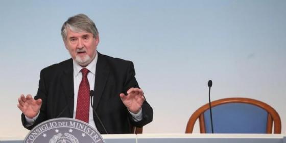 Il ministro del Lavoro, Giuliano Poletti. (© ANSA)