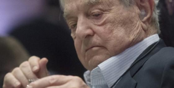 Il magnate ungherese George Soros. (© Antonio Scorza | Shutterstock.com)