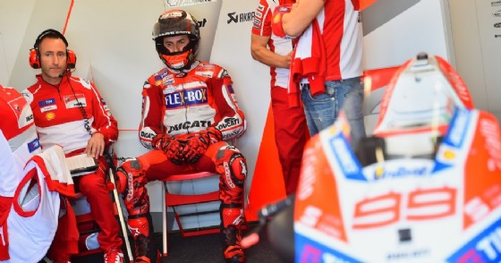 MotoGP, Jorge Lorenzo:
