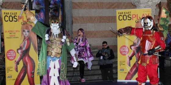 Far East Cosplay: ecco a quando l'8^ edizione! (© Diario di Udine)