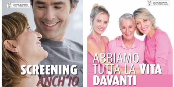 Al via la nuova campagna sugli screening oncologici (© Regione Friuli Venezia Giulia)