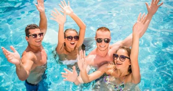 Nelle piscine c'è anche molta urina