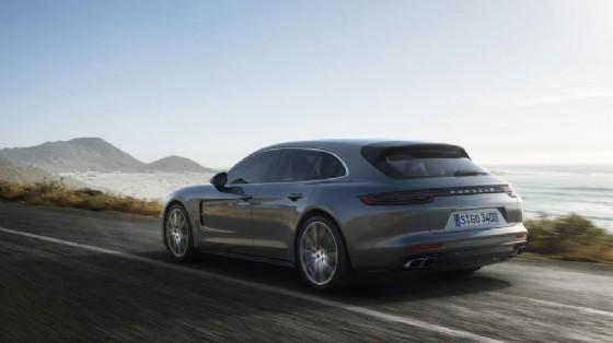 La nuova Porsche Panamera Sport Turismo (© Porsche)