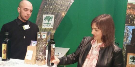Serracchiani alla fiera dedicata all'olio (© Regione Friuli Venezia Giulia)