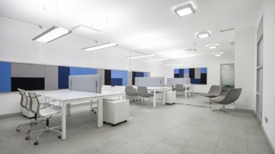 L'open space Factory (© Diario di Udine)