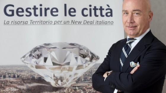 Alfredo Romeo, l'imprenditore campano al centro dell'inchiesta Consip, non ha risposto ai magistrati (© Claudio Peri | ANSA)