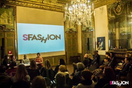 La presentazione al Circolo dei Lettori di Torino di Sfashion