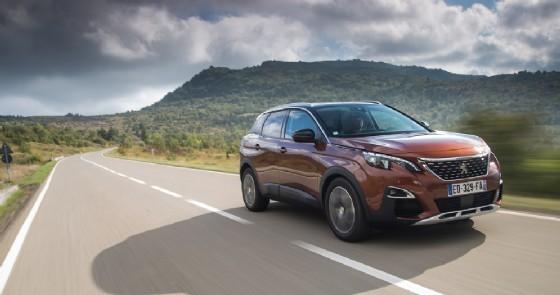Il nuovo Peugeot 3008