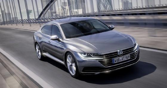 La nuova Volkswagen Arteon (© Volkswagen)