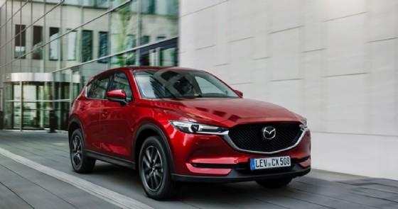 La nuova Mazda Cx-5 (© Mazda)