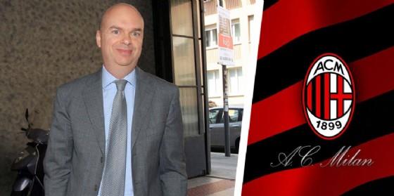 Marco Fassone, amministratore delegato designato del nuovo Milan cinese (© Ansa)