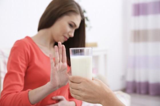 Allergia al latte e lattosio