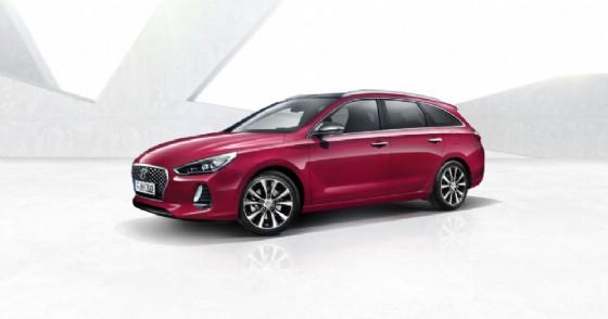 La nuova Hyundai i30 Wagon (© Hyundai)
