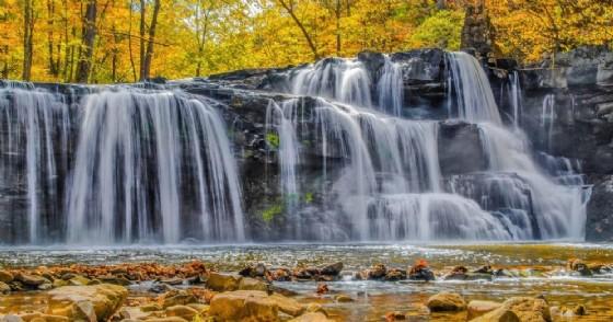 I suoni 'rosa' come quello dello scorrere dell'acqua potenziano la memoria (© SFP | shutterstock.com)