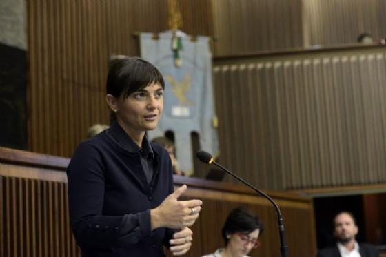8 marzo: Serracchiani, le donne contagino la politica (© Regione Friuli Venezia Giulia)
