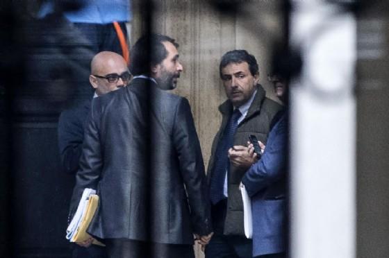 Pubblicato il contenuto di nuove chat su Raffaele Marra, capo del personale del Campidoglio (ora in carcere con l'accusa di corruzione (© ANSA / ANGELO CARCONI)