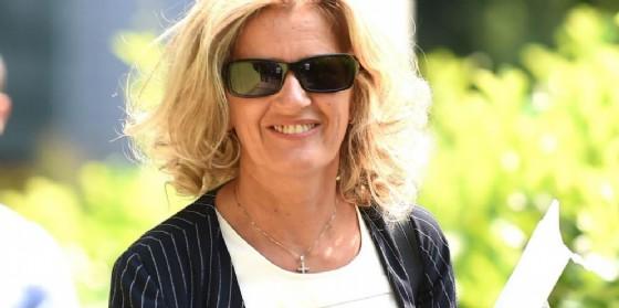L'assessora alla Trasformazione digitale del Comune di Milano Roberta Cocco. (© ANSA/STEFANO PORTA)