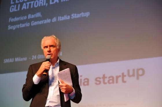Federico Barilli (© Italia Startup)
