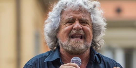 Il leader del M5S, Beppe Grillo. (© Benny Marty | Shutterstock.com)