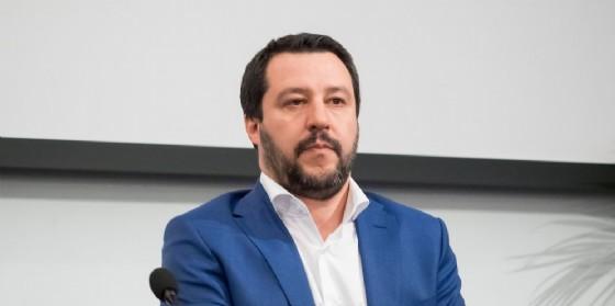 Il leader della Lega Matteo Salvini. (© Marco Aprile / Shutterstock.com)