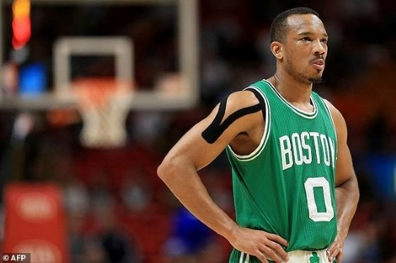 Avery Bradley of the Boston Celtics, seen during a NBA game at American Airlines Arena in Miami, Florida, in November 2016