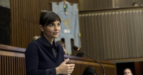 La presidente Debora Serracchiani (© Regione Friuli Venezia Giulia)