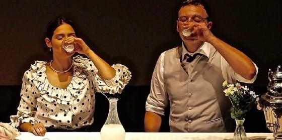 'Una passione viscerale': a teatro la scienza si fa arte a portata di tutti (© Istituto di Genomica Applicata)