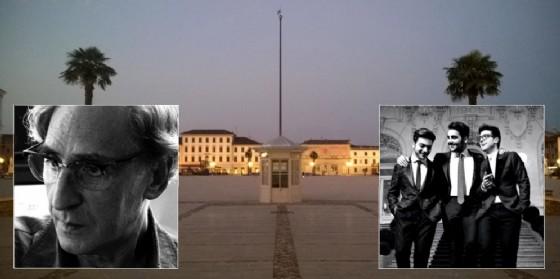 'Il Volo' e Battiato in Piazza Grande e Palmanova (© Diario di Udine)