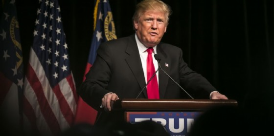 Il presidente Usa Donald Trump. (© Action Sports Photography / Shutterstock.com)