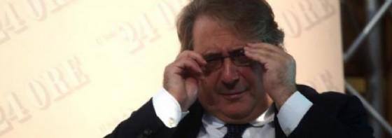 L'ex direttore de Il Sole 24 Ore Roberto Napoletano (© ANSA)