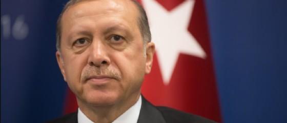 Il presidente turco Tayyp Recep Erdogan. (© Drop of Light / Shutterstock.com)
