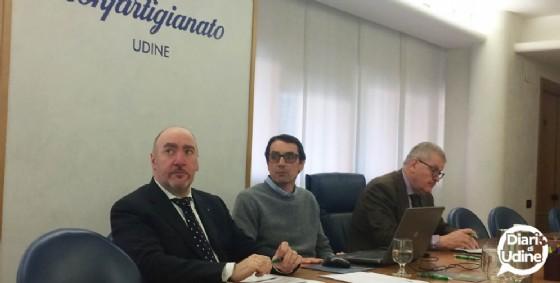 La presentazione dei dati di Confartigianato Udine (© Diario di Udine)