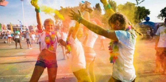 The Color Run ritorna a Lignano: è ufficiale! (© The Color Run)