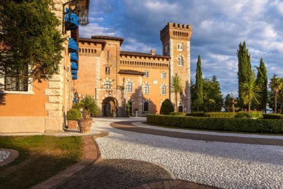 """""""Castelli aperti"""" a Capriva del Friuli, una giornata per scoprire le meraviglie del Castello di Spessa (© Castello di Spessa)"""