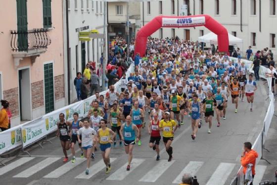 """Presentati a Casarsa il nuovo """"Running tra le vigne"""" e Marcia del vino"""