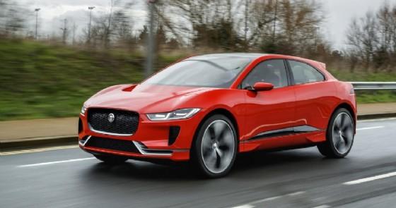 Il concept Jaguar I-Pace (© Jaguar)