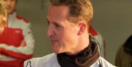 Michael Schumacher ai tempi in cui correva per la Mercedes (© Red Bull)