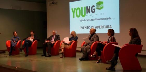 Young: oltre 1600 studenti incontrano imprenditori e professionisti (© Udine e Gorizia Fiere)