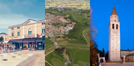 L'Outlet Village, la città di Palmanova e Fondazione Aquileia assieme per promuovere lo sviluppo turistico (© Palmanova Outlet Village)