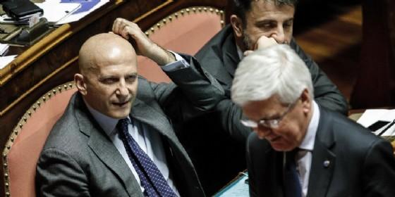 Il senatore di Forza Italia, Augusto Minzolini ha annunciato le sue dimissioni dopo il voto in Senato che ha respinto la sua decadenza