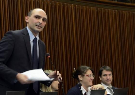 Cristian Sergo (© diario di trieste)