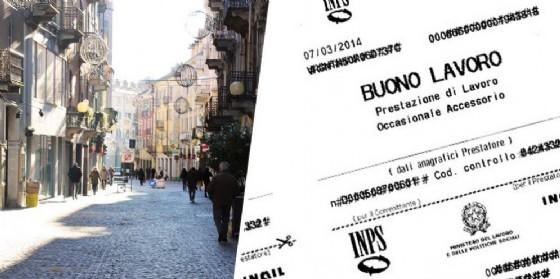 I voucher lavoro compaiono nel 2003 con la Riforma Biagi (© Diario di Biella)