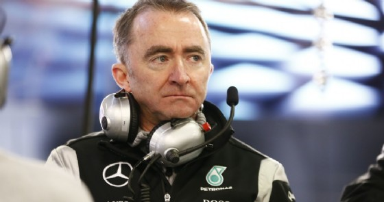 Paddy Lowe (© Mercedes)