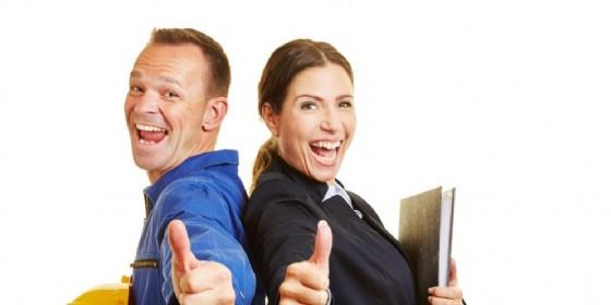 E' nata l'azienda senza capi, e funziona (© Robert Kneschke | shutterstock.com)