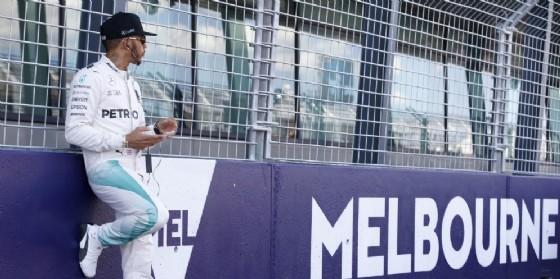 Lewis Hamilton (© Mercedes)