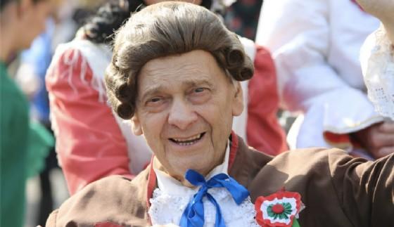 Andrea Flamini, volto storico di Gianduja (© Andrea Cherchi)